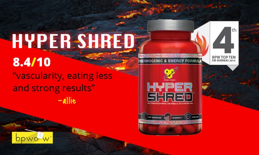 hyper shred reviews