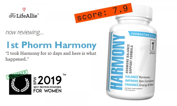 1st Phorm Harmony Review: I Share My 10-Day Trial Results