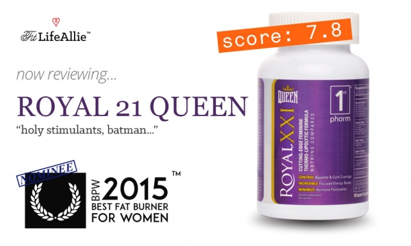 REVIEW: Is 1st Phorm Royal 21 Queen Too Stimulant-Heavy?