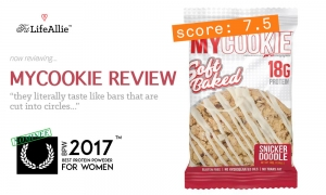 ProSupps MyCookie Review: Is This Just A Circular Bar?
