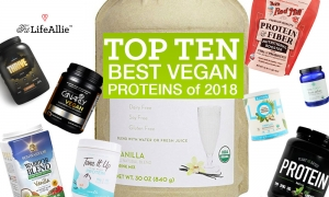 What's the Best-Tasting Vegan Protein? Here Are My Top Picks.