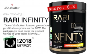 Full REVIEW: Is the RARI Infinity Pre Workout a winner or loser?