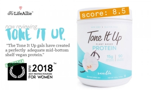 Tone It Up Plant-Based Protein Review. Should You Try it?