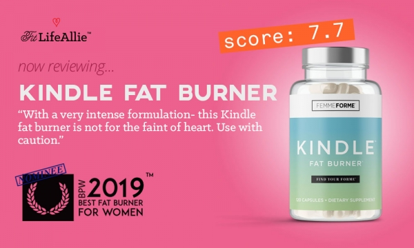 Kindle Fat Burner Reviews: Effective or Just A Pretty Face?