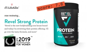 Revel Strong Protein Reviews: Should You Try it or Not?