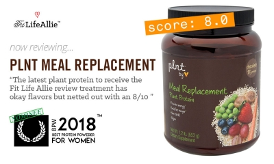 PLNT Vegan Meal Replacement Review: Worth Scooping Up?