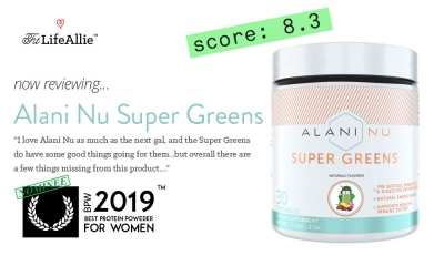 Alani Nu Super Greens Review: They Worked for Me. I think?
