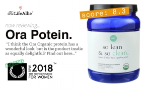 Ora Organic Vegan Protein Review: It Tastes Like Pea.