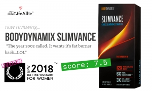 Bodydynamix Slimvance Review: I'd Take a Pass on This One.