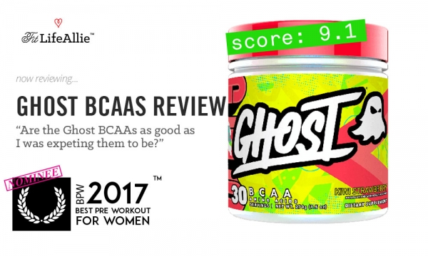 Ghost BCAA Review- As Good as I Expected or Not?