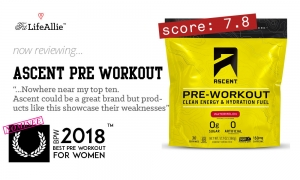 Ascent Pre Workout Review: This is nowhere NEAR my top ten.