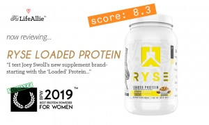 Ryse Loaded Protein Review: Grading Joey Swoll's Protein