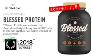 Blessed Protein Review: Another Half-Hearted Vegan Product?