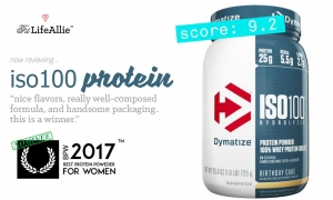 My Dymatize ISO 100 Review: A Very Well-Rounded Product.