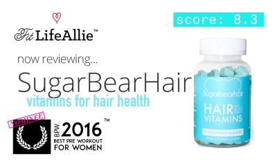 My SugarBearHair Review- A Fun Little Vitamin Experience!