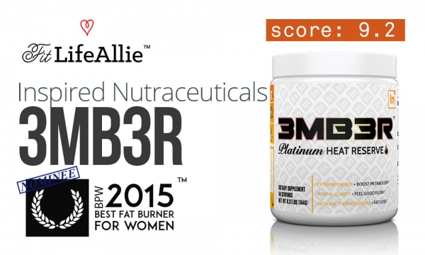Inspired Nutraceutical Ember Review: A Beautiful Fat Burner