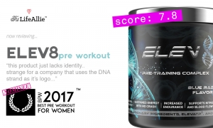Innov8 Elev8 REVIEW: Is Mike O'Hearn's Pre Workout Any Good?