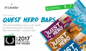Quest Hero Bar Reviews: Not the Healthiest, but Worth Trying