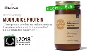 Moon Juice Protein: Reviewing the Mushroom Infused Protein.