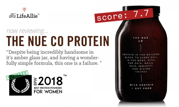 The Nue Co. Protein Review: Lovely Product, Hideous Price
