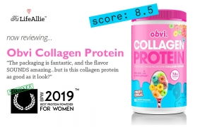 "Obvi Collagen Protein Review: ""Obvi"" Not Worth the Money TBH"