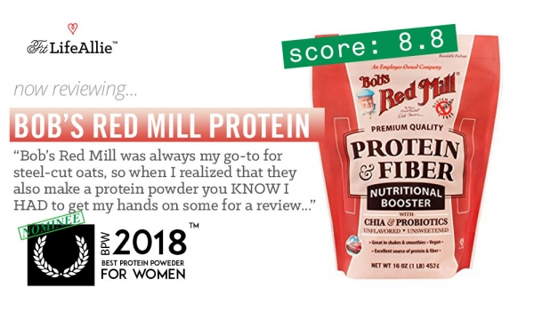 Bob's Red Mill Protein Review: Should You Try, or Pass By?