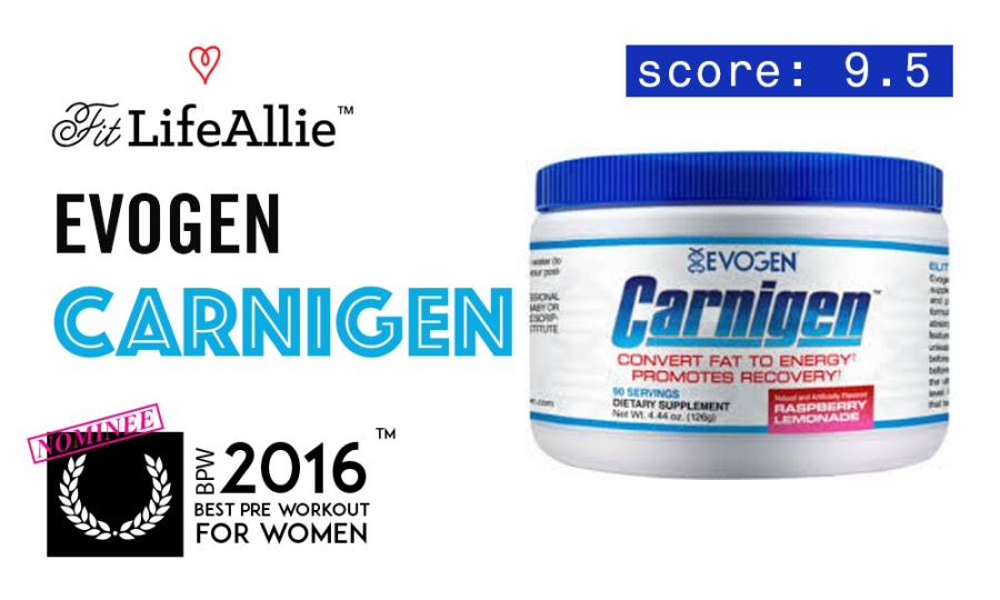 My Evogen Carnigen Review: A Top Notch Fat-Loss Booster