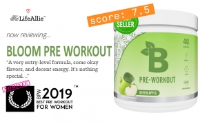 Bloom Pre Workout Review: Should You Pass on This One?