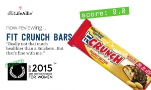 My Fit Crunch Bar Review: Just Eat a Snickers Instead?