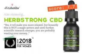 REVIEW: I tried Herbstrong CBD. Here's What Happened.