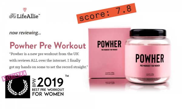 Powher Pre Workout Reviews: Here's What You Need to Know.