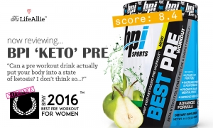 BPI Best Keto Pre Workout is Actually NOT the Best.